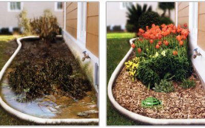 How to check for and fix drainage issues around your home
